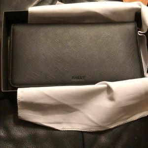Brand new Bally Leather wallet